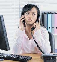 Die digitale Arbeitswelt macht Beschäftigte krank