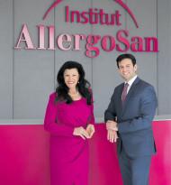 Institut Allergosan wächst heuer stark