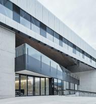 Zukunftsweisende Alu-Architektur