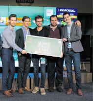 Rapide Hackathon-Sieger