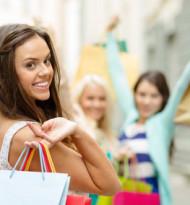 Österreichs Frauen shoppen am liebsten alleine