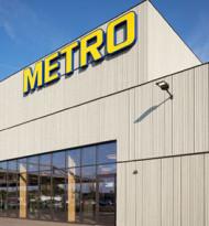Metro St. Pölten von EHI ausgezeichnet