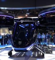 CES 2019 - von fliegenden Taxis und faltbaren Handys