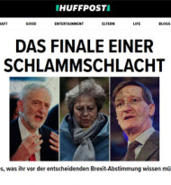 """Deutsche Ausgabe der """"HuffPost"""" schließt Ende März"""