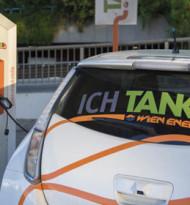 Wien Energie baut Stromtankstellen-Netz aus