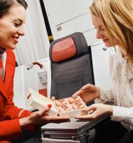 Austrian Airlines setzt mit myProduct.at auf Regionalität im Bordverkauf