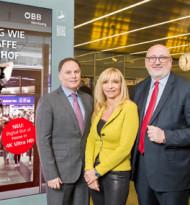 ÖBB Werbung launcht österreichweites digitales Out of Home Netzwerk