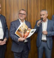 Alles dreht sich Burgenland: Ein Abend im Zeichen des Abschieds