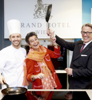 Im Grand Hotel Wien: Yuu'n Mee-Seafood-Erlebnis