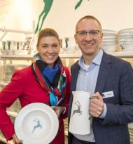 Gmundner Keramik im Designer Outlet Salzburg
