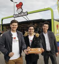 In Wien eröffnet zweite BistroBox