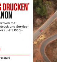 Neue Perspektiven mit Produktionsdruck und Service – Bonus von bis zu € 5.000,-