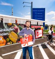 Interspar weitet Abholbox-Service in Niederösterreich und Burgenland aus