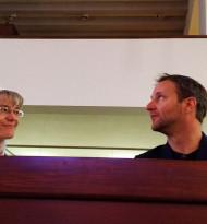 "TV-Experiment: Matthias Strolz mit ""Strolz trifft Nonne"""