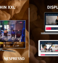 ProSiebenSat.1 Puls 4 und Nespresso starten Addressable TV Cross Device Kampagne