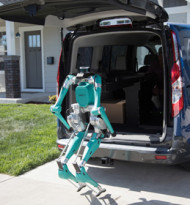 Ford testet Lieferroboter