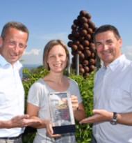 Auszeichnung für Weinweg Langenlois