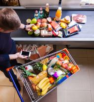 Lebensmittel in Österreich im EU-Vergleich teuer