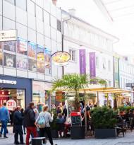 Welser Innenstadt punktet mit starken Marken und Individualität im Angebot