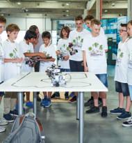 Innovative Lego-Roboter