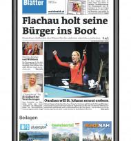 Regionalmedien Austria launchen neue E-Paper-App