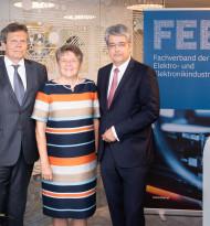 Wolfgang Hesoun neuer Präsident des FEEI