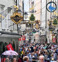 Stadt Salzburg sagt ein für alle Mal Nein zu Zeitungsboxen