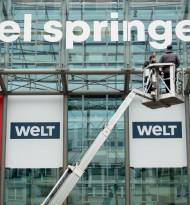 Annahmequote für KKR-Gebot bei Axel Springer beträgt 42,5 Prozent