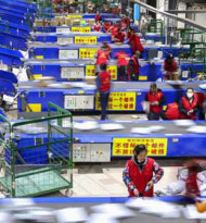 Alibaba schaffte Gewinnsprung durch mehr Kunden