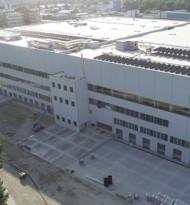 Ikea-Logistikzentrum: Bauarbeiten abgeschlossen