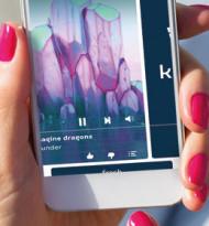 Unlimitiertes Skippen: kronehit Smart App 2.0