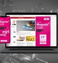 Besser programmatisch: e-dialogs datenbasierte Magenta-Kampagne verdoppelt User Engagement