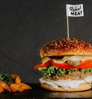 """""""Rebel Meat"""" mischt Burgermarkt auf"""