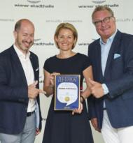 """Business Superbrands Austria Award"" ging an die Wiener Stadthalle"