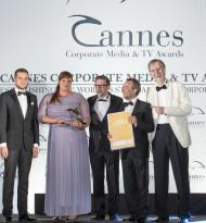 """Die """"ÖBB Gleisgeschichten"""" behaupten sich in Cannes"""