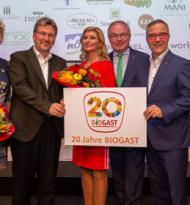 Biogast feiert Jubiläum: 20 Jahre gemeinsam genussvoll handeln
