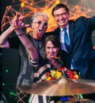 SAP-Businessevent in Wien: Österreichs Wirtschaftselite rockte in die digitale Zukunft