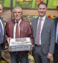 Nach viermonatigem Umbau: Moderner Spar-Supermarkt wiedereröffnet