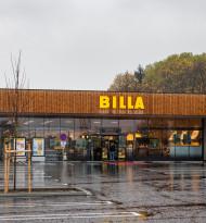 Volles Leben in der Billa-Filiale in Kalsdorf bei Graz