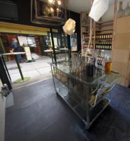 Der Essig und die Kunst: Gegenbauers neuer Stand am Naschmarkt