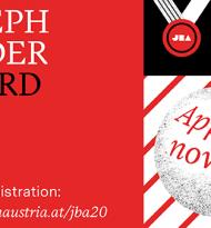 Einreichstart zum Joseph Binder Award 2020