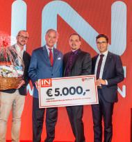 Interspar übereichte 5.000 Euro an Malteser Kinderhilfe Amstetten