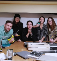 """Young Creatives unterstützen den """"Artvent""""-Kalender"""