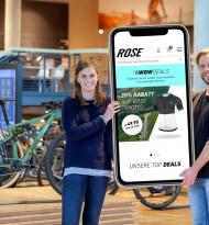 Rose Bikes launcht neues Geschäftsmodell Wow.Deals