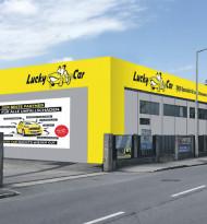 Neue Filialen für Lucky Car