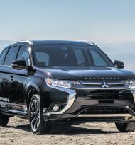 Mitsubishis Autojahr 2019