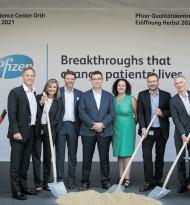 Pfizer investiert 50 Mio. €