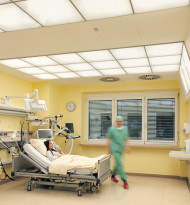 Lichtmanagement für Klinik