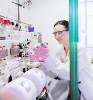 Genomforschung nimmt zu