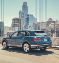Bentley: Erhabene Stille durch Technologie